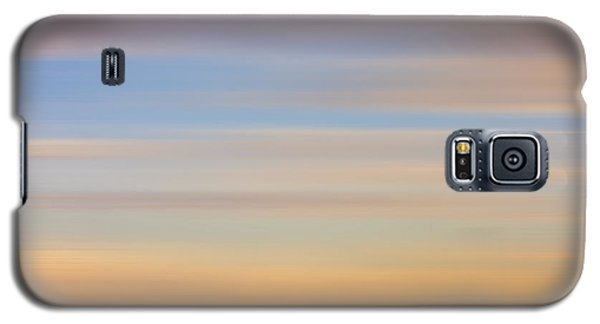 Galaxy S5 Case featuring the photograph Blurred Sky 8 by John  Bartosik