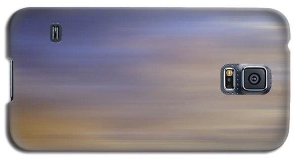 Galaxy S5 Case featuring the photograph Blurred Sky3 by John  Bartosik