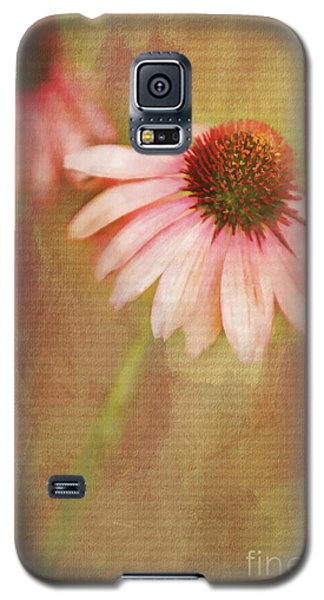 Galaxy S5 Case featuring the painting Blushing by Linda Blair