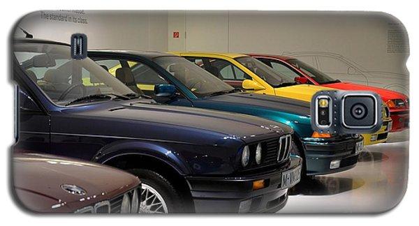 Bmw Cars Through The Years Munich Germany Galaxy S5 Case
