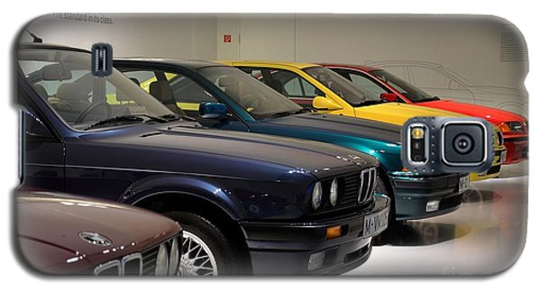 Bmw Cars Through The Years Munich Germany Galaxy S5 Case