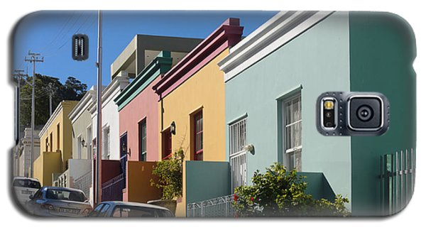 Bo Kaap Houses Galaxy S5 Case