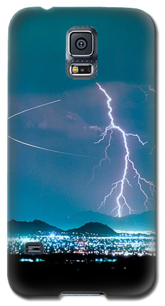 Bo Trek The Lightning Man Galaxy S5 Case