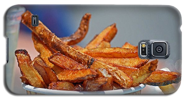 French Fries On The Boards Galaxy S5 Case