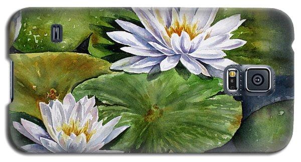 Boardwalk Lilies Galaxy S5 Case