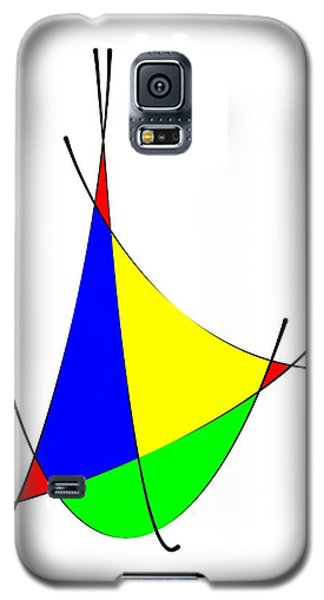Boat Galaxy S5 Case