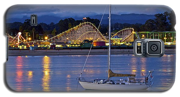 Boat At Twilight Galaxy S5 Case