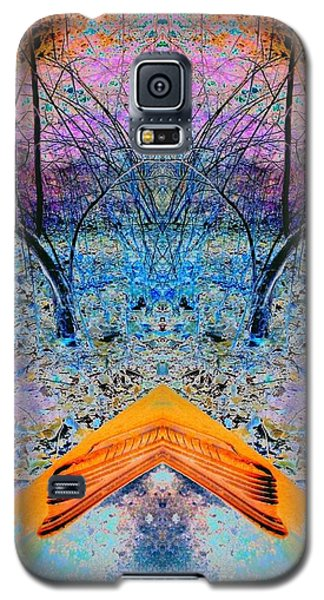 Boat Bow Galaxy S5 Case by Karen Newell