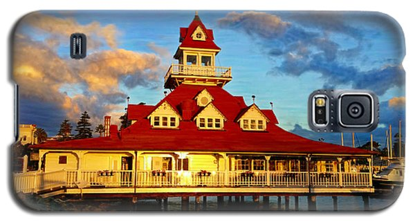 Boat House 1887 Galaxy S5 Case