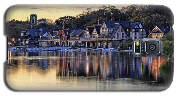 Boat House Row In Philadelphia  Galaxy S5 Case