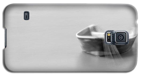 Boat In Water Galaxy S5 Case