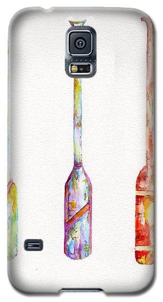 Boat Oars X 3 Galaxy S5 Case