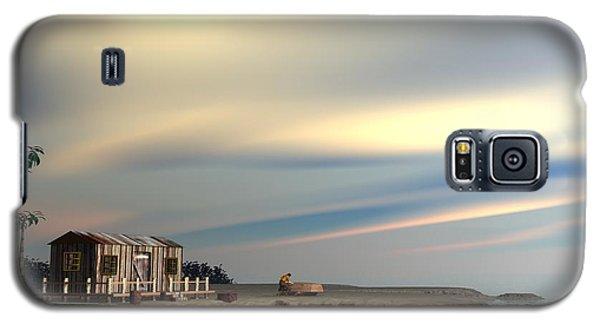 Boat Repair Galaxy S5 Case by John Pangia