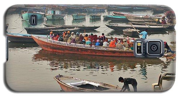 The Journey - Varanasi India Galaxy S5 Case