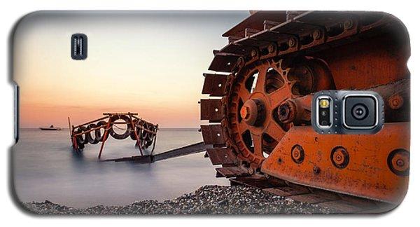 Boat Tractor Galaxy S5 Case