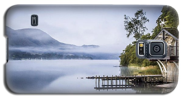 Boathouse At Pooley Bridge Galaxy S5 Case