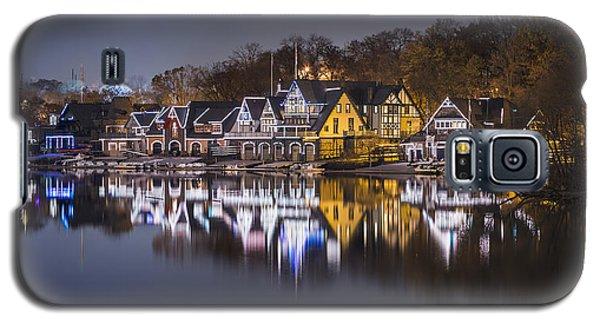 Boathouse Row Galaxy S5 Case