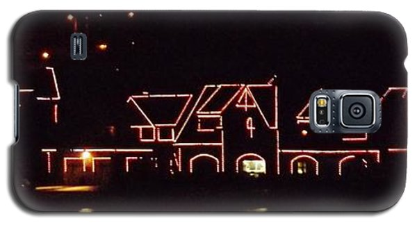 Boathouse Row Lights Galaxy S5 Case by John Wartman