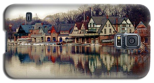 Boathouse Row Philadelphia Galaxy S5 Case