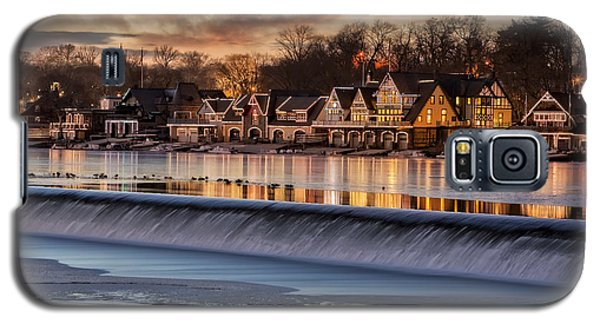 Boathouse Row Philadelphia Pa Galaxy S5 Case