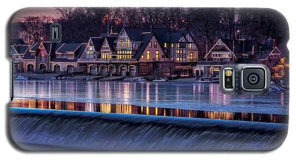 Boathouse Row Galaxy S5 Case