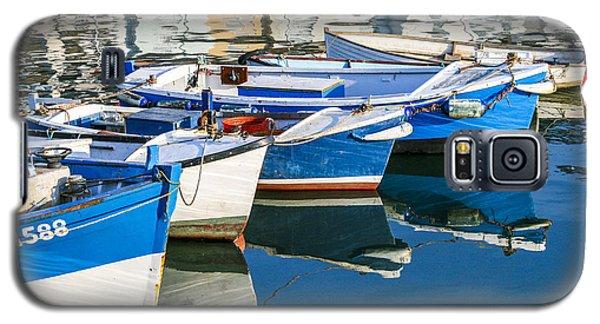 Boats At Anchor Galaxy S5 Case