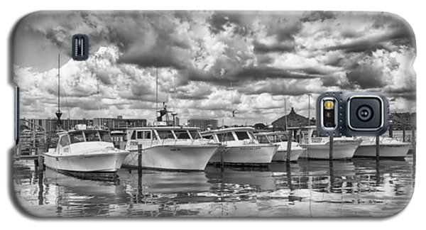 Boats Galaxy S5 Case by Howard Salmon