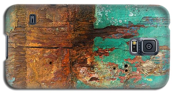 Boatyard Abstract 6 Galaxy S5 Case