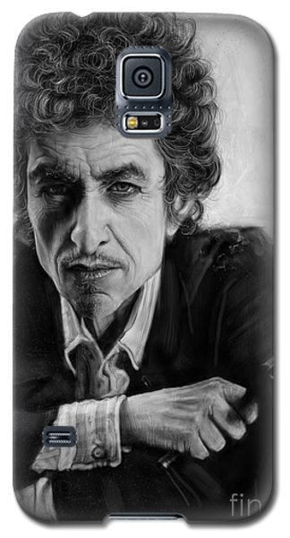 Bob Dylan Galaxy S5 Case by Andre Koekemoer