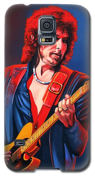 Bob Dylan Painting Galaxy S5 Case