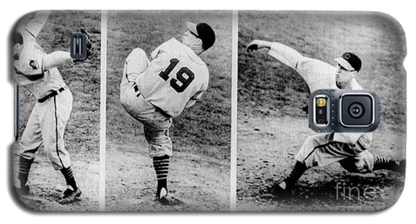 Bob Feller Pitching Galaxy S5 Case
