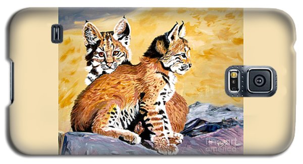 Bob Kittens Galaxy S5 Case