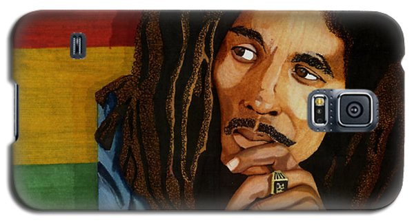 Bob Marley Legend Galaxy S5 Case