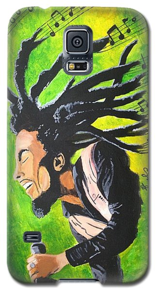 Bob Marley - One With The Music Galaxy S5 Case