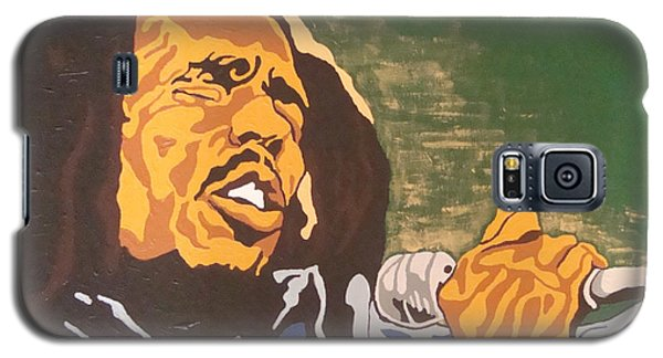 Bob Marley Galaxy S5 Case