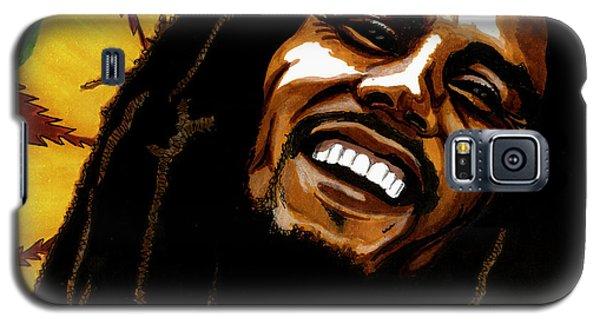 Bob Marley Rastafarian Galaxy S5 Case
