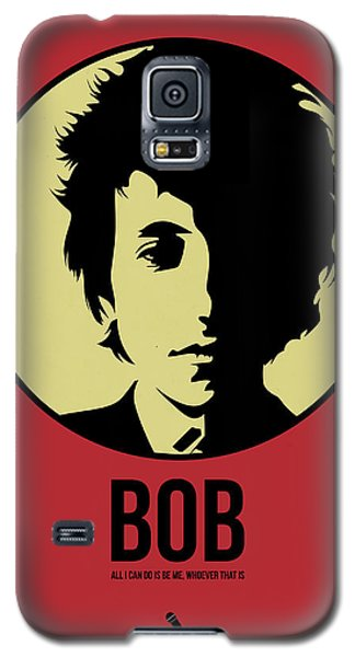 Bob Poster 1 Galaxy S5 Case by Naxart Studio