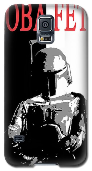 Boba Fett- Gangster Galaxy S5 Case