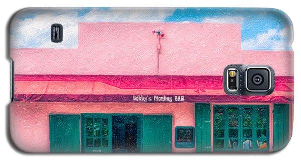 Bobby's Monkey Bar Galaxy S5 Case
