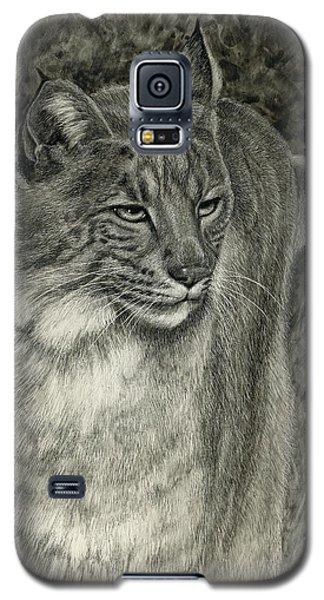Bobcat Emerging Galaxy S5 Case