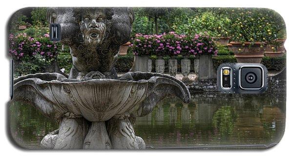 Boboli Fountain Galaxy S5 Case