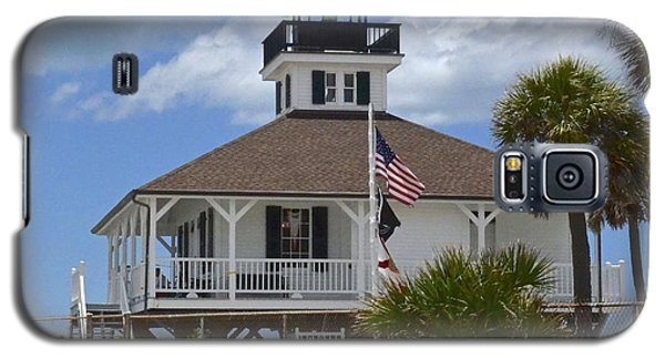Boca Grande Lighthouse Galaxy S5 Case by Carol  Bradley