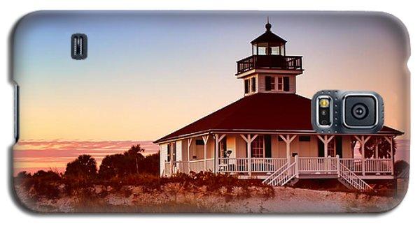 Boca Grande Lighthouse - Florida Galaxy S5 Case by Nikolyn McDonald