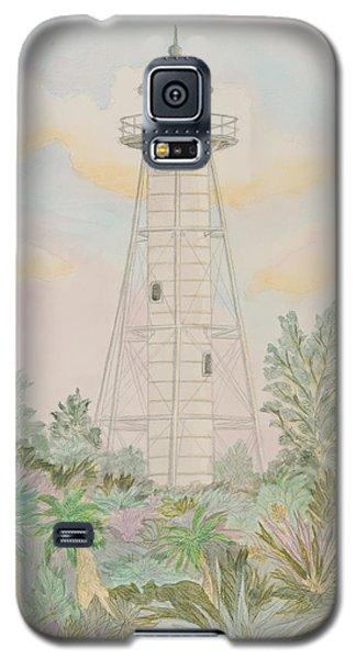 Boca Grande Lighthouse Galaxy S5 Case by Nancy Taylor