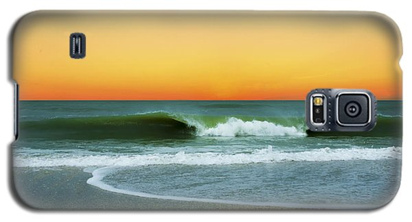 Boca Sunset Galaxy S5 Case