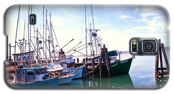 Galaxy S5 Case featuring the photograph Bodega Bay by Helen Haw