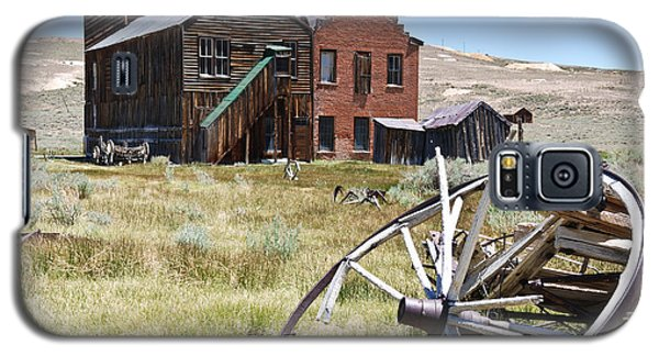 Bodie Ghost Town 3 - Old West Galaxy S5 Case