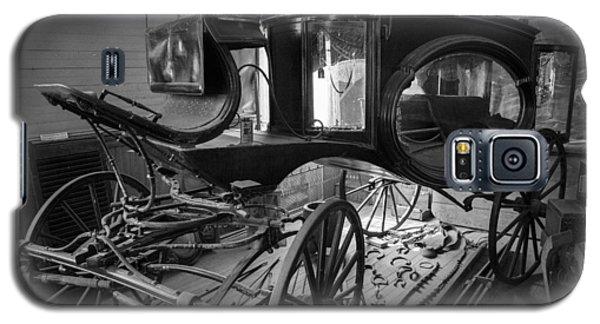 Bodie Hearse Galaxy S5 Case by Jim Snyder