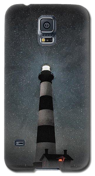 Bodie Island Light Midnight Galaxy S5 Case
