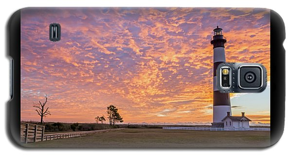 Bodie Island Lighthouse At Sunrise Galaxy S5 Case